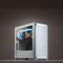 Pc Gamer White Vision Powered By Gigabyte
