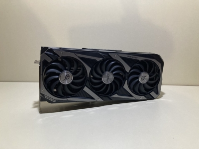 Test Geforce RTX 3060TI Asus Rog Strix